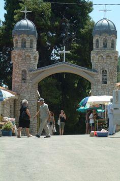 Monastery Osios David, Evia island Byzantine, Greece, David, Island, World, Greece Country, Islands, The World