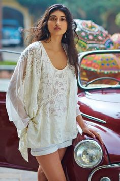 Lacework Tank - anthropologie.com