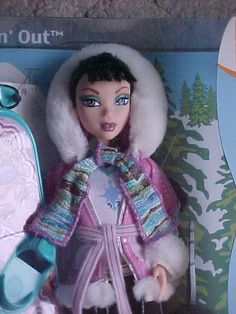 2003 My Scene Chillin Out Nolee Barbie Doll NRFB Mattel