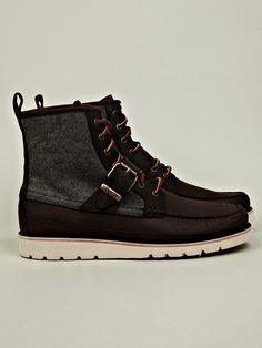 Polo Ralph Lauren Men's Saddleworth Boot | Limité Magazine