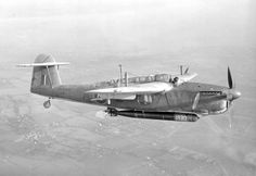 Picture of the Fairey Barracuda