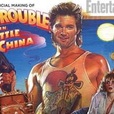 See exclusive behind-the-scenes photos from The Official Making of Big Trouble in Little China http://shot.ht/1TD7q4E @EW