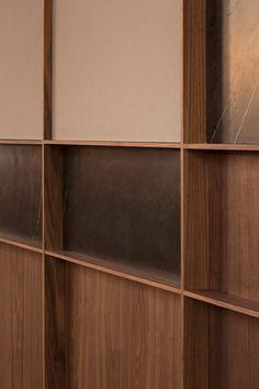 Ricard Camarena Restaurant in Valencia by Francesc Rifé Studio Interior Design Website, Interior Design Studio, Interior Shutters, Interior Walls, Joinery Details, Japanese Interior, Wall Finishes, Wood Interiors, Hotel Interiors