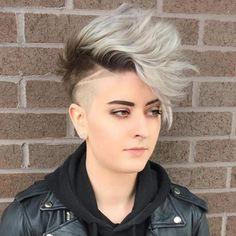hairdare Coupes De Cheveux en 2018 Pinterest Short