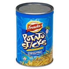 Potato Sticks! 90s kids snack