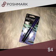 Revlon mascara. Revlon water proof mascara in blackest black. Revlon Makeup Mascara