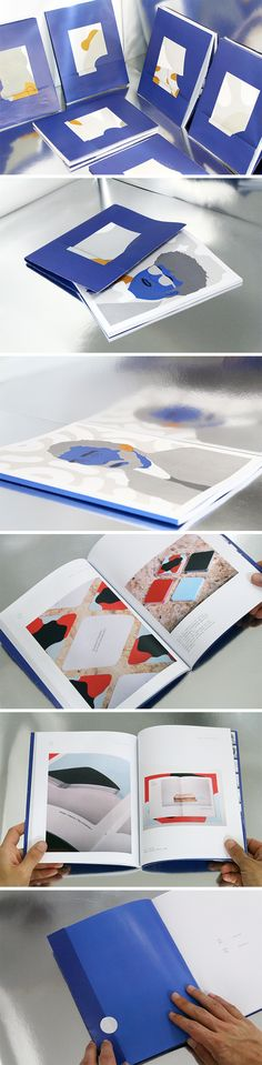 """Self-Promotion / Portfolio / Book / """" Zoom In """" © Mathilde Erard graphic design - book - print - stephen king - ai wei wei - ray & charles eames -"""