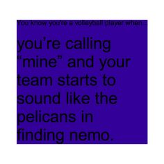 You know you're a volleyball player when... found on Polyvore
