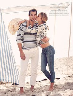theexplorationexpedition:  Summer 2012 Lucky Brand