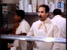 Seinfeld SOUP NAZI best bits.