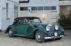 1939 Lagonda V12 Drophead Coupe