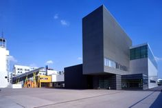 Landesmuseum Niederösterreich | St. Pölten, Austria | Hans Hollein