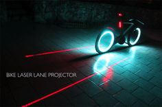 The Cyclotron Bike: Das smarte Fahrrad der Zukunft