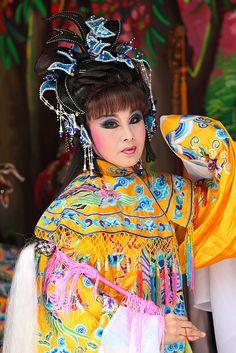 Taiwanese Opera  #Taiwan 台灣 歌仔戲