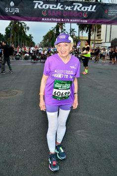 """I Beat Cancer at 89... Then Ran A Marathon"""
