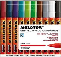 Molotow one 4 all 227 -10 #piece #drawing #marker pen set - basic set 2,  View more on the LINK: http://www.zeppy.io/product/gb/2/331173539091/