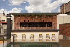 Downtown / Cherem Arquitectos #pool #terrace #bar