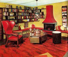retro wohnideen modernes wohnzimmer mit retro akzente, rare oriental mcm cocktail cabinet | vintage/retro | pinterest, Design ideen