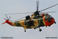 Belgian Air Force Westland Sea King Mk48 - RS03. Lens - Benifontaine - LFQL 16.09.2012.