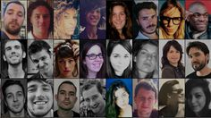 Trois jours après les attaques qui ont provoqué la mort de 130personnes dans Paris et aux abords du Stade de France, francetv info a voulu mettre des visages et des noms surchacune d'entre elles.