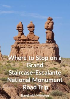 Grand Staircase-Escalante National Monument Road Trip: Our Favorite Stops and Hikes - Travel with Monsters Escalante Utah, Escalante National Monument, Capitol Reef National Park, Zion National Park, National Parks, Colorado National Monument, National Forest, Utah Vacation, Vacation Spots