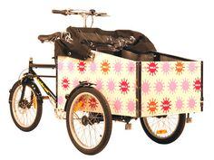 Bella bike:: Danish cargo bike