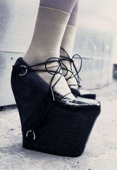 91 Bizarre Shoes - Over the years, shoes have become the ultimate statement-maker, with designers and innovators creating some seriously strange footwear. While we wa...