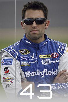 Richard Petty Motorsports #43 driver Aric Amirola