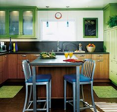 images of kitchen color schemes | Photos of Kitchen Color Schemes For Small Kitchens inspired to design ...