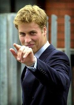 Aren't you lovely Prince William