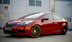 MODIFIED KIA FORTE | Kia Cerato