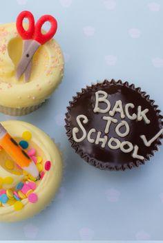 ¿Cómo te fue en tu primer día de clases? ¡Te mereces un rico cupcake para celebrar con tus amigos! #MagnoliaBakeryMX #backtoschool #regresoaclases