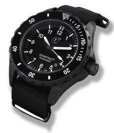 Bombfrog BT 25 Tactical II Divers Watch
