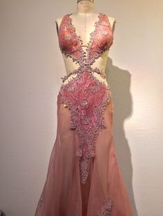 One of our dancers will be wearing this rosey hue on the season 21 premiere.