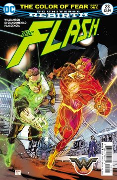 The Color Of Fear, Flash Facts, Eobard Thawne, Midtown Comics, Old Adage, Weird Science, Comic Book Covers, The Flash, Garter