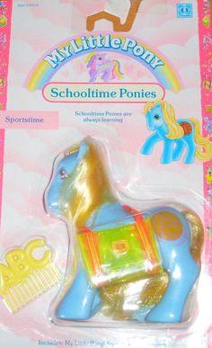 my little pony G1 - Recherche Google