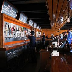 not much of a beer drinker but looks like fun to hit them all! America's Best Beer Bars
