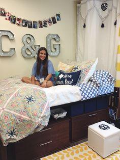 university of oklahoma dorm room