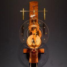 Geared Wooden Clocks   Bungendore Wood Works Gallery