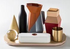 Antonio Aricò designs Still Alive desk tidy set for Seletti.