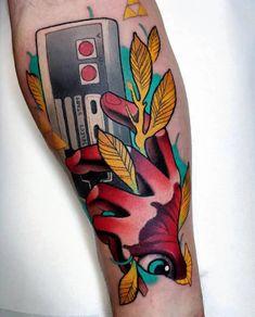 Neo Traditional Tattoo, Tattoo Supplies, Tattoo Machine, Machine Design, Really Cool Stuff, Pure Products, Tattoos, Neo Tattoo, Tatuajes