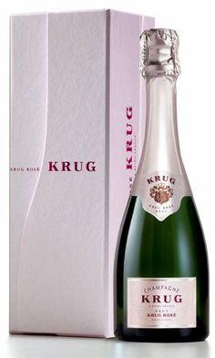 Krug Champagne Rosé $350,56 Incl. Tax