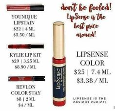 Individual Distributor #403572.  Have questions or want to order? Please contact me at dawnsliplounge@gmail.com or join my Facebook Group: www.facebook.com/groups/dawnsliplounge for everything Senegence, good girl time and positivity.   Forget toxic lipsticks that don't last and enjoy Lipsense the lipstick that lasts all day! Smudge Proof, Water proof, Kiss Proof, Gluten Free and Vegan friendly!!!