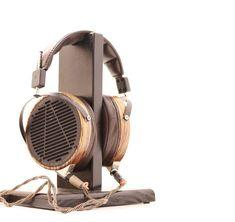 Mens Gift Idea - Unique Handmade Custom Headphone stand