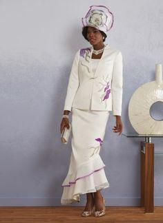 Suri Skirt Suit from ASHRO
