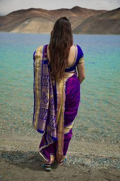 Kashta Saree, Saree Dress, Saree Blouse, Marathi Saree, Marathi Bride, Marathi Wedding, Indian Wedding Couple Photography, Nauvari Saree, Simple Sarees