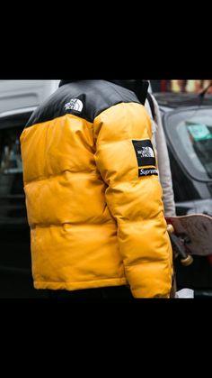 e0fd56066f04 Supreme®/The North Face® Nuptse Jacket | FILM in 2019 | North face ...