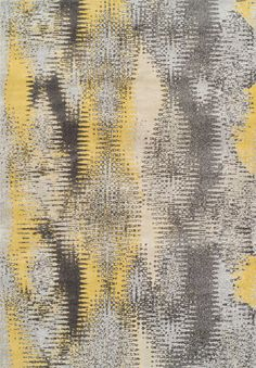 Dalyn Modern Greys Graphite Rug from the Modern Rug Masters collection at Modern Area Rugs Patterned Carpet, Grey Carpet, Modern Carpet, Yellow Carpet, Carpet Colors, Brown Carpet, Yellow Rug, Affordable Rugs, Textiles