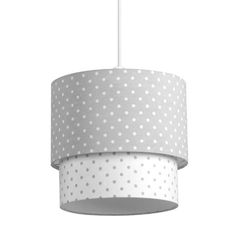 https://luminaire.jaccessoirise.com/suspensions/suspensions-contemporaines/suspension-abat-jour-en-tissu-gris-et-et-pois-blanc-mathy.html
