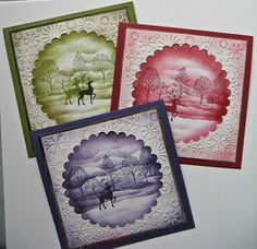 Ann Craig - DistINKtive Stamping DESIGNS: Lovely As A Tree